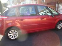 c4 picasso 1.6 hdi VTR+