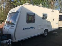 BAILEY RANGER 470/4 2007 4 BERTH END CHANGING ROOM LIGHTWEIGHT