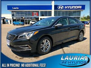 2015 Hyundai Sonata GL Auto - Backup camera / Bluetooth