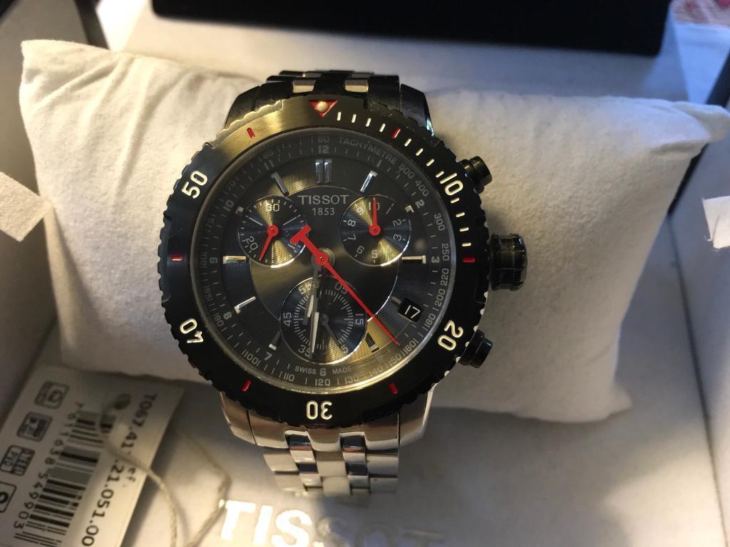 Tissot Sports Watch - Chronograph
