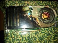 Asus Geforce 8800GTS 640mb