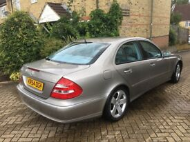 Mercedes-Benz E Class Auto 3.2 E320 Diesel Fully loaded car Low mileage only 60k Sat Nav H/ Seats