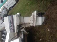 70 Hp Johnson outboard engine for sale