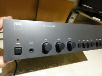 NAD 3020A Integrated Amplifier. MM/MC Phono Output Valve sounding amp