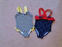 Baby Girl's swimsuits