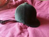 Junior riding hat size 7 1/2