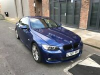 BMW 320i M sport Convertible 2007 Low Miles Cheap