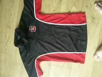 Red Hill academy girls PE shirt
