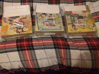 3 years BEANO comics (2001 - 2003)