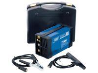 DRAPER mma/TIG inverter Welder Kit 230V