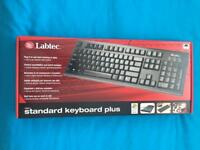 Labtec keyboard brand new in box