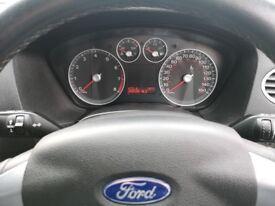 Ford Focus Zetec 1.8 Petrol Blue Low Mileage 2 Owners