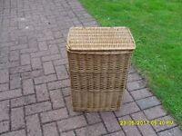 Wicker Laundary Basket