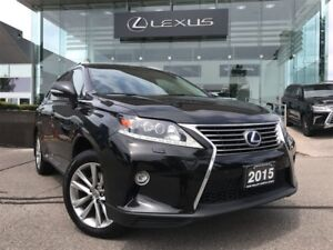 2015 Lexus RX 450H Executive Pkg Navigation Backup CAM