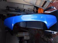 2006 Subaru Impreza WRX Boot Spoiler