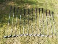 Left Handed Golf Clubs Full Set