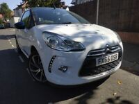 DS, DS 3, Convertible, 2015, Manual, 1199 (cc), 3 doors