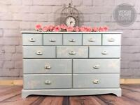 Refurbished Large Sideboard / Chest of Drawers
