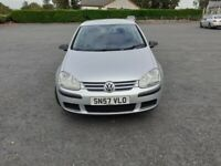 Volkswagen, GOLF, Hatchback, 2007, Manual, 1390 (cc), 3 doors
