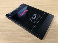 """SanDisk X400 SSD SD8SB8U-256G-1122 2.5"""""""