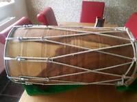 Kacchi pakki talli da dhol