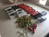 Vape mods job lot Kbox istick sold as seen