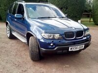 Bmw x5 Suv 5 door Diesel