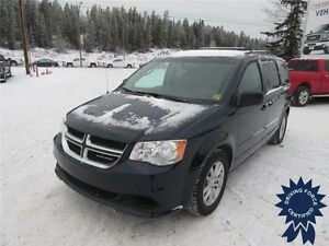 2013 Dodge Grand Caravan SXT, Steering Wheel Controls, 71,114 KM