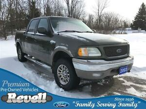 2003 Ford F-150 King Ranch 4X4