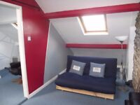Attic and Separate Bedroom for Rent in Spacious Victorian House All Bills Included