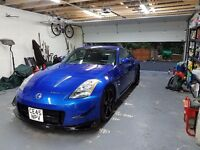 Nissan 350z UK Spec Low Insurance/Tax Well Looked After Nismo Parts