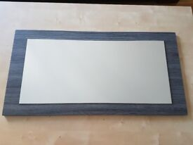 Anthrasite Grey Mirror