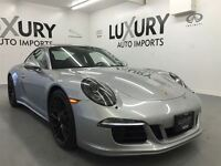 2015 Porsche 911 GTS, NAVIGATION, 7 SPEED, 10k