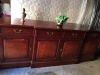 EXTRA LARGE VINTAGE SIDEBOARD FREE DELIVERY ENGLISH QUALITY 🇬🇧
