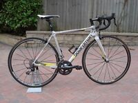 Boardman Pro Carbon 2015, 51.5cm Frame, Many Upgrades, Excellent Condition, Service Contract to 2018