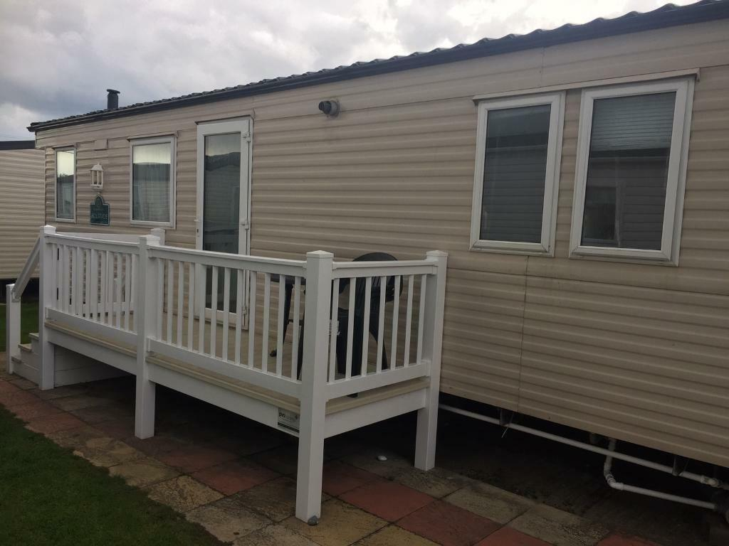 Dog friendly static caravan on Haven holiday park in Caister on sea