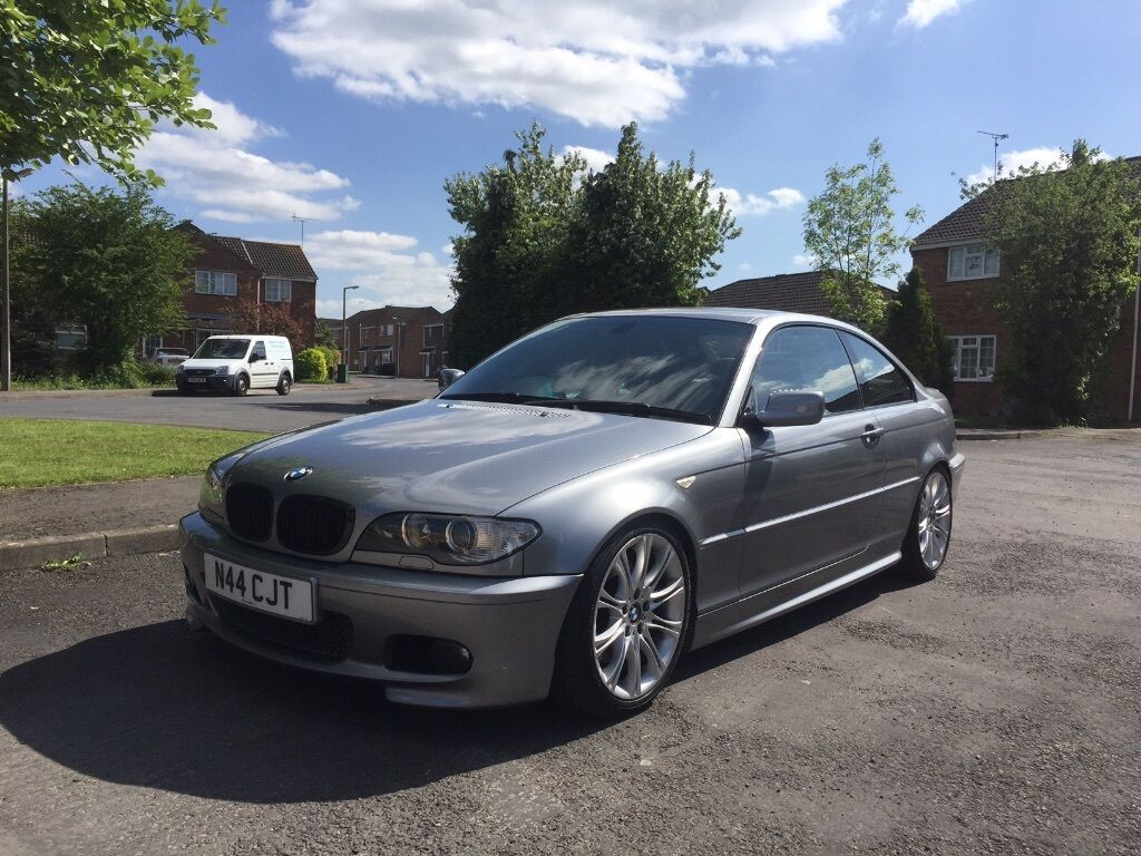 bmw e46 330 ci m sport 2004 manual facelift coupe fsh 12 month mot in swindon. Black Bedroom Furniture Sets. Home Design Ideas