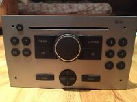 Vauxhall Corsa (2005 Model) cd player/radio CD30