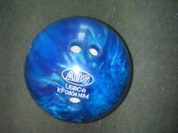10lb ten pin bowling ball