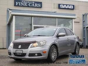 2011 Suzuki Kizashi SX AWD SUNROOF HEATED LEATHER SEATS