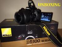Nikon 5100 kit
