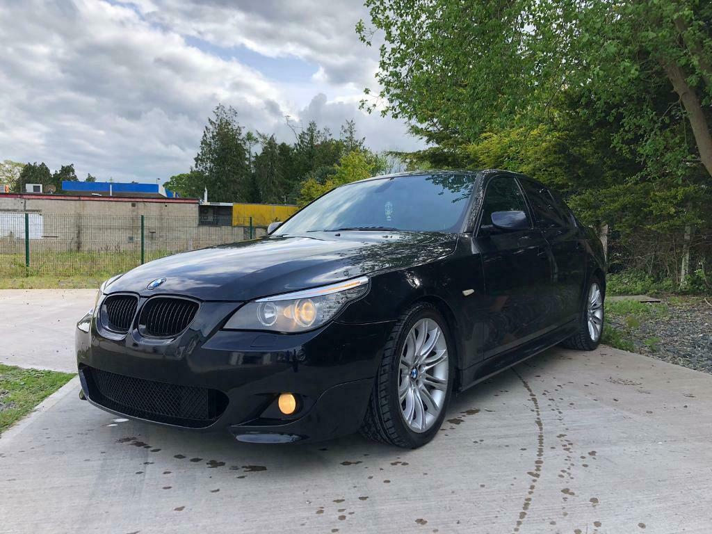 E60 520d lci 2007 5 series immaculate | in Dungannon, County Tyrone |  Gumtree