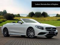 Mercedes-Benz S Class AMG S 63 (white) 2016-07-07