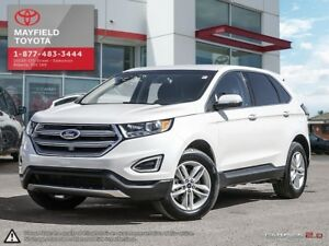 2017 Ford Edge SEL AWD EcoBoost 2.0L Turbocharged