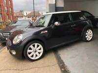 Mini One 1.4 6 Speed Manual White Roof and White 17'' Alloy wheels