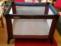 Mama's and papas Travel cot for sale
