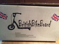 British bike boards 12 or 16 in
