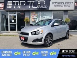 2012 Chevrolet Sonic LT ** Remote Start, Bluetooth, Well Equippe