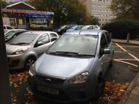 2007 FORD FOCUS C-MAX 1.8 ZETEC {125} 5 DOOR 13 months MOT