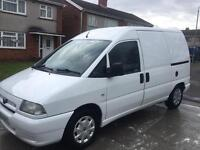 Absolutely immaculate Scudo Van 1.9D partly converted day van / camper